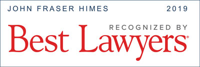 Best Lawyers 2019 John Fraser Himes